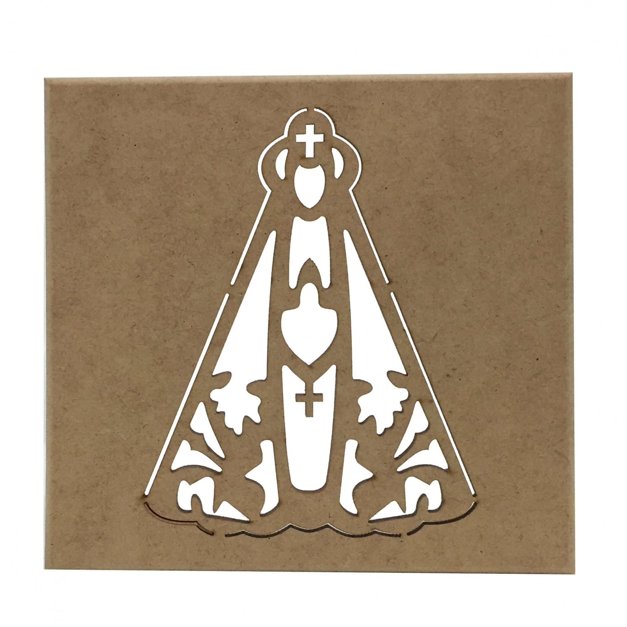 Caixa em MDF - Nossa Senhora