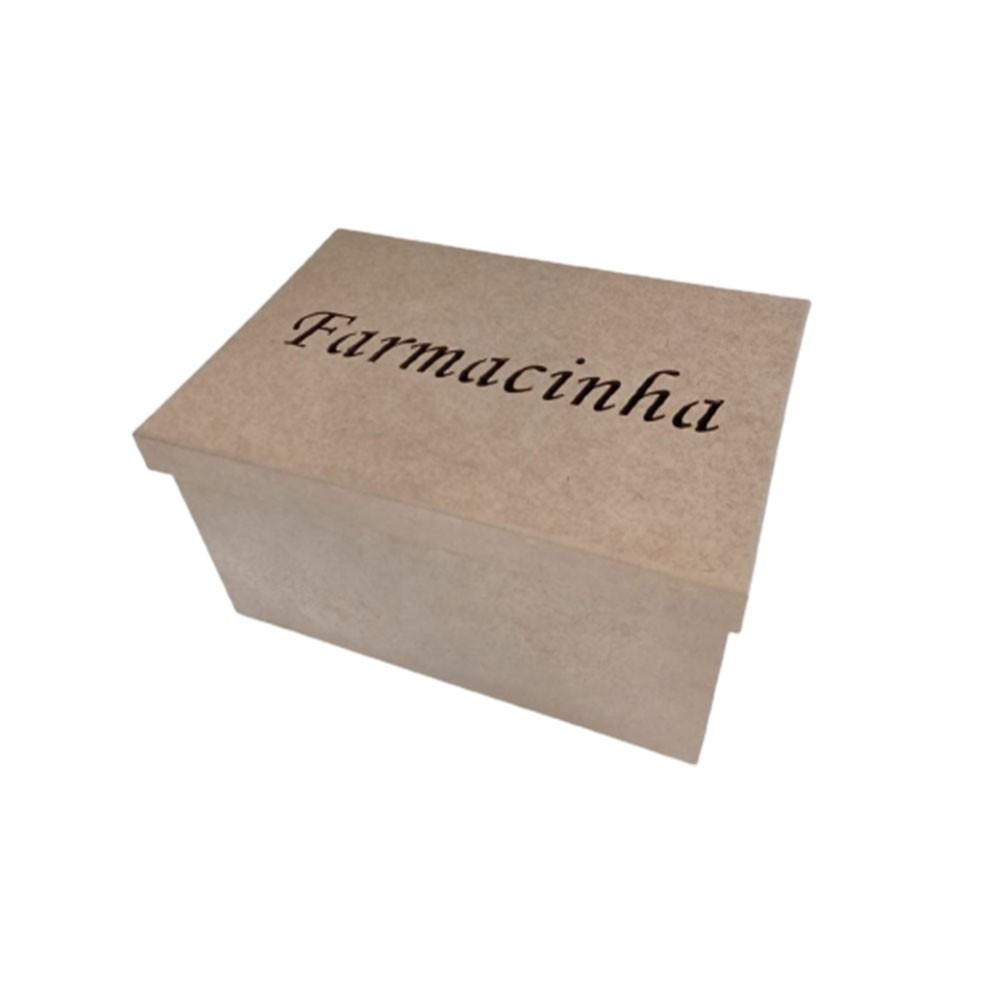Caixa Farmacinha Vazada