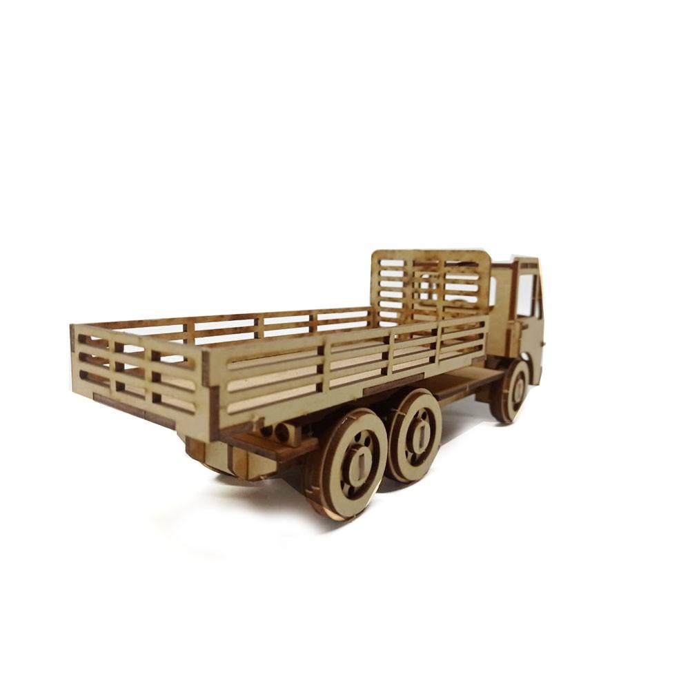 Caminhão em MDF - Carroceria