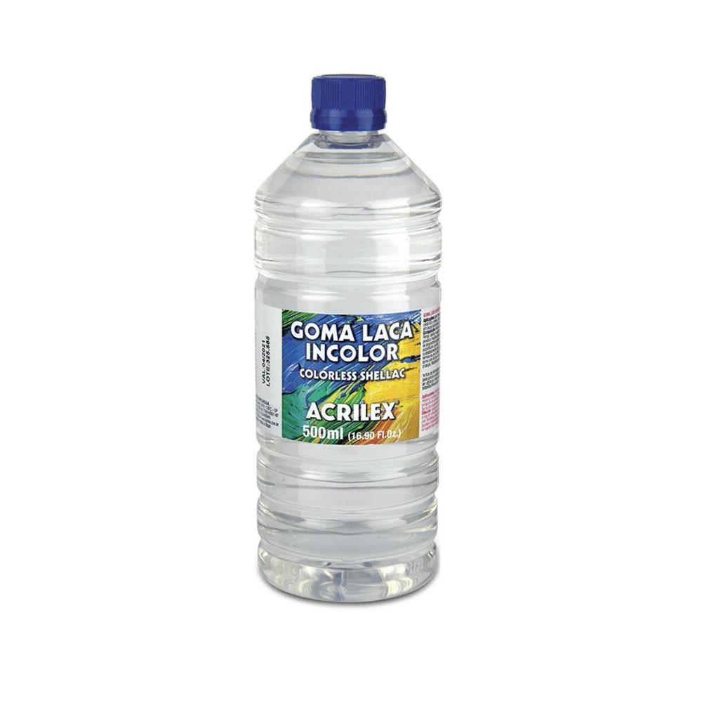 Goma Laca Incolor - 500ml