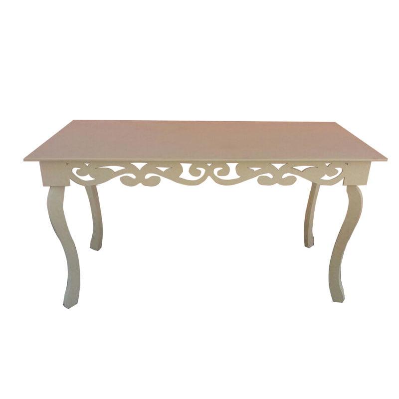 Mesa para Decoração de Festa - Arabesco 60cm