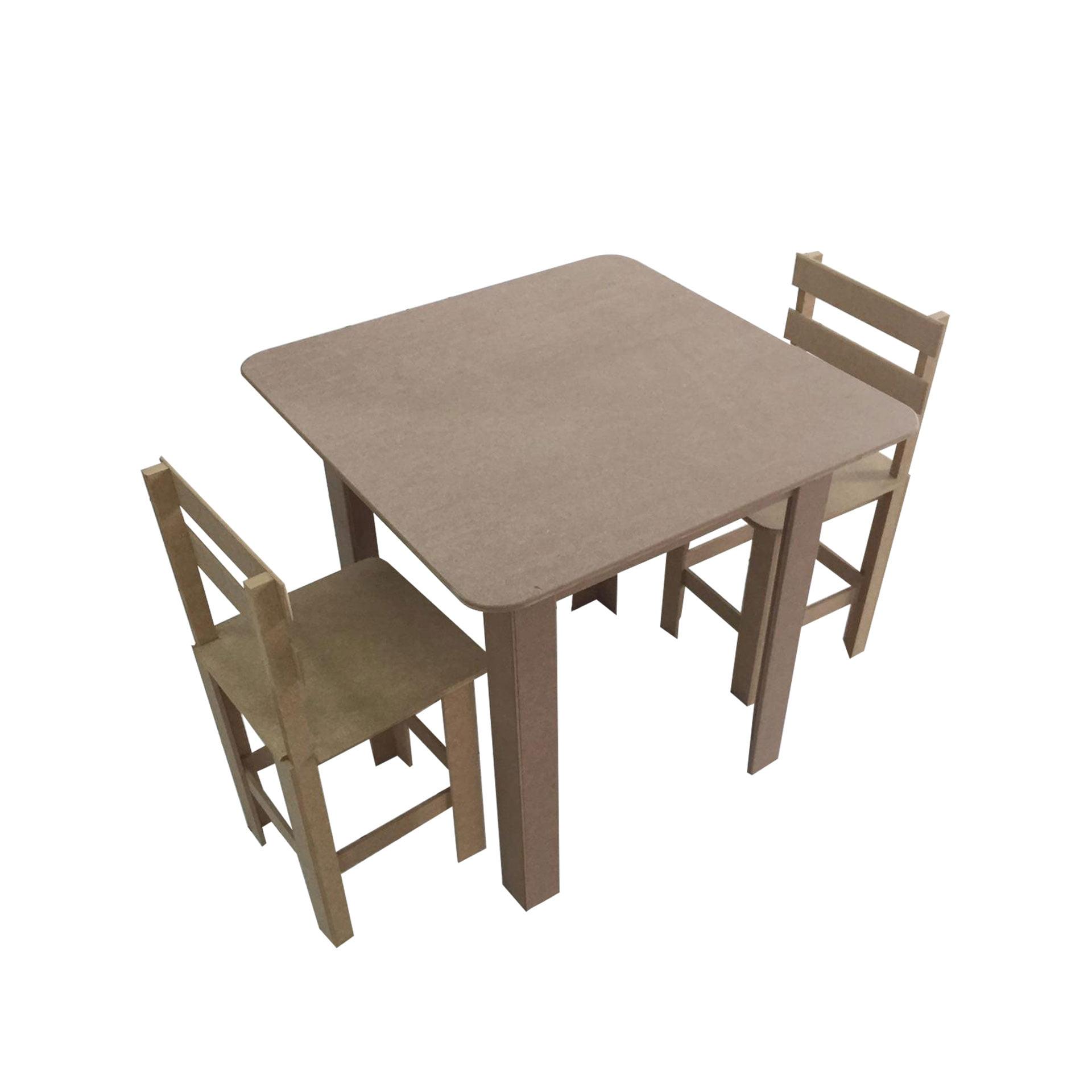 Mesa Infantil com 2 Cadeiras