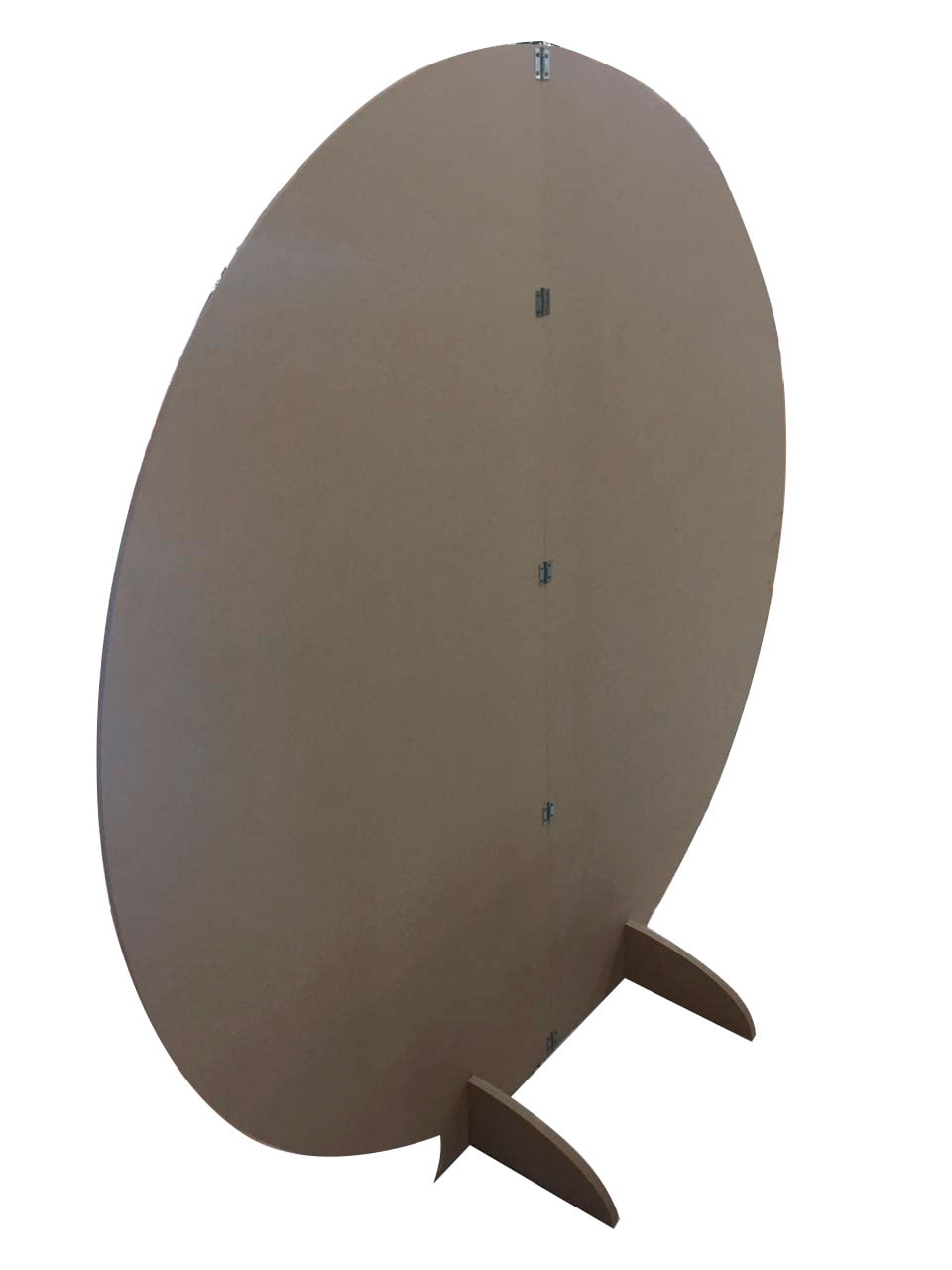 Painel Redondo em MDF - 1,80m