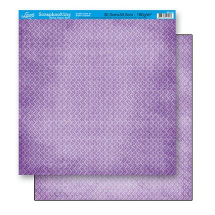 Papel Scrabook - Litoarte SD-129