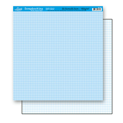 Papel Scrabook - Litoarte SD-186