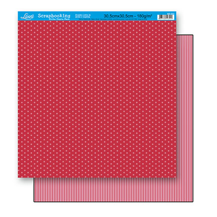 Papel Scrabook - Litoarte SD-207