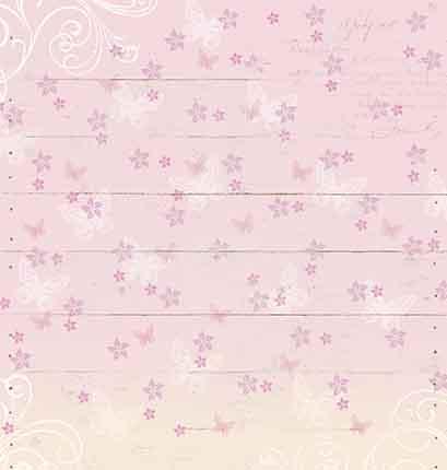 Papel Scrabook - Litoarte SD-642