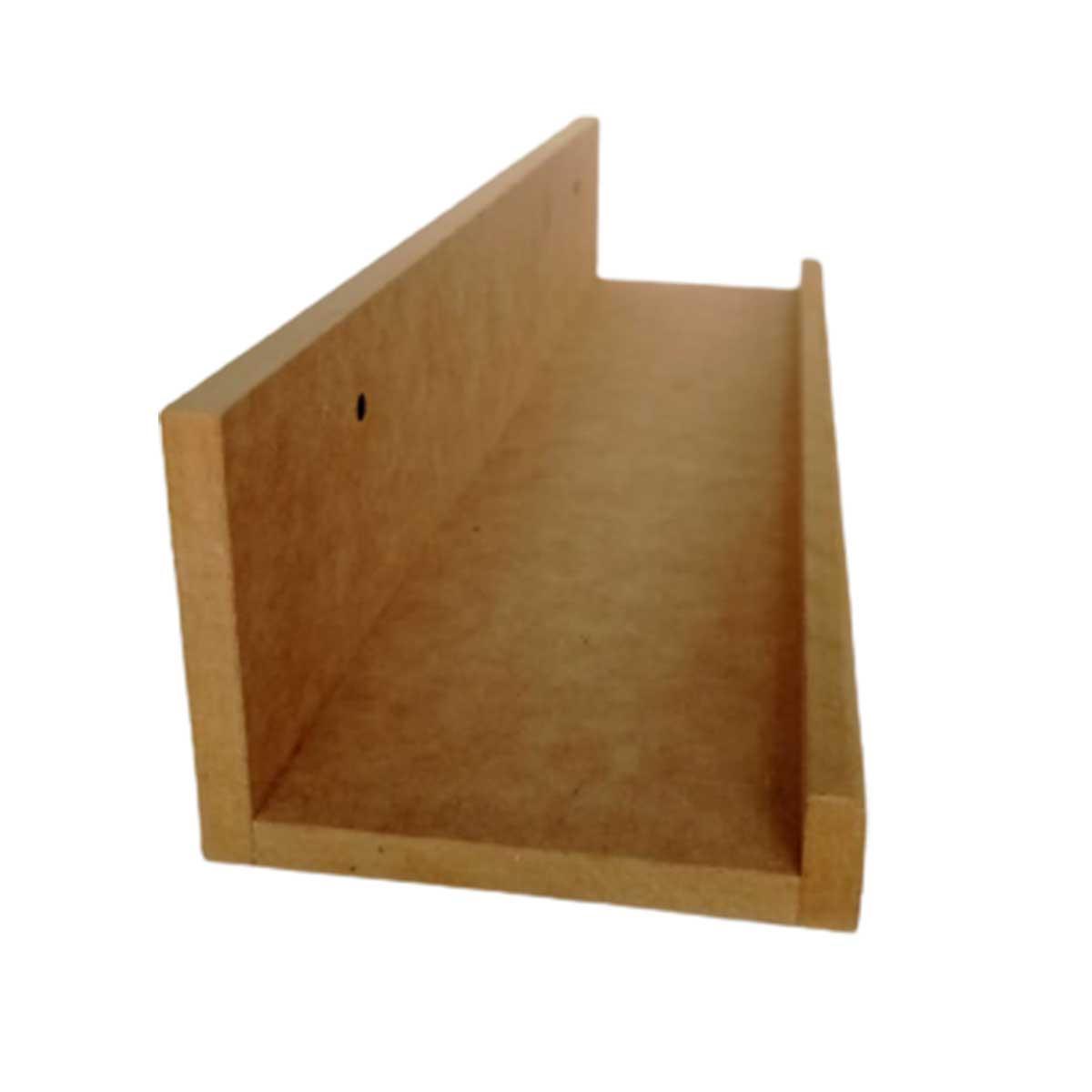 Prateleira Simples em MDF 40cm
