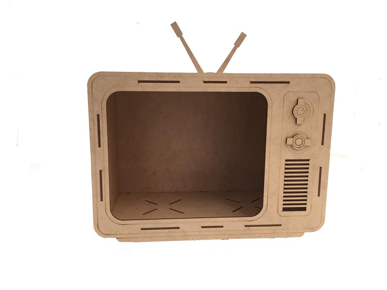 Televisão em MDF
