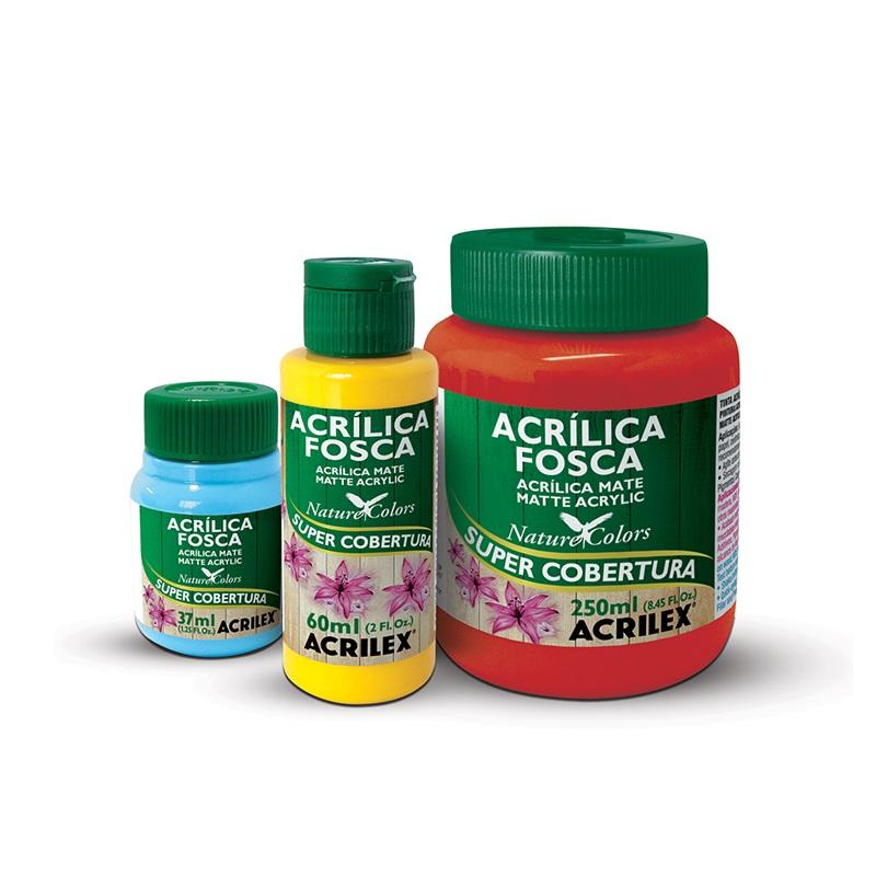 Tinta Acrílica Fosca para MDF - 250 ml