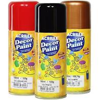 TINTA SPRAY DECOR PAINT 150ML