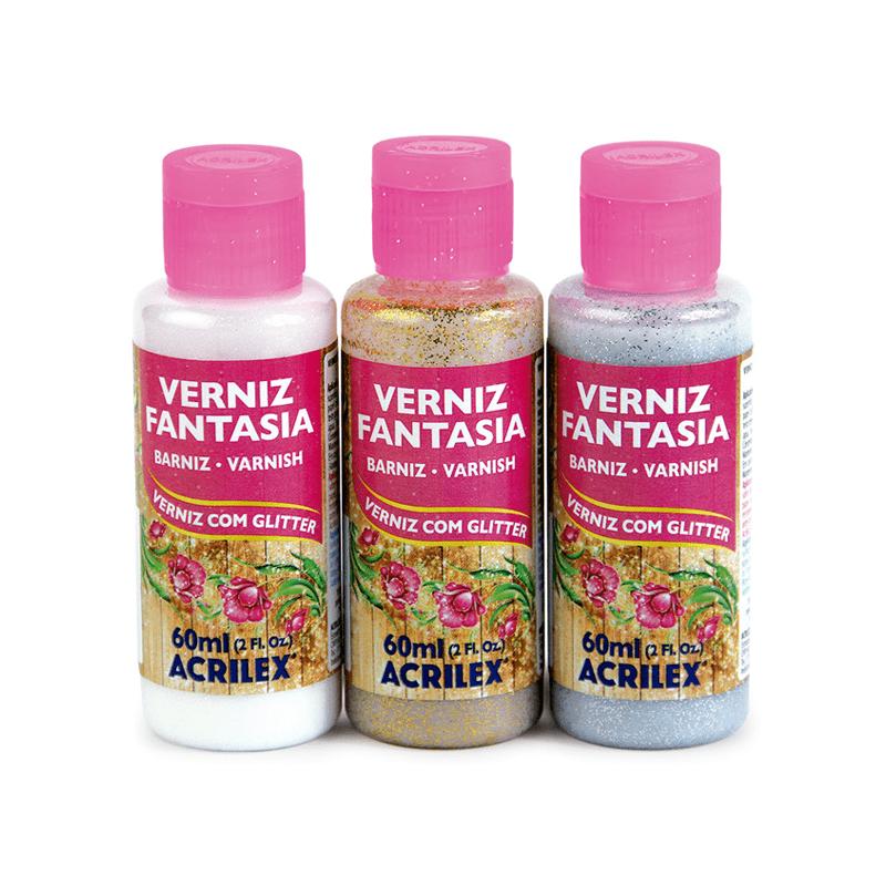 Verniz Fantasia Cristal - 60ml