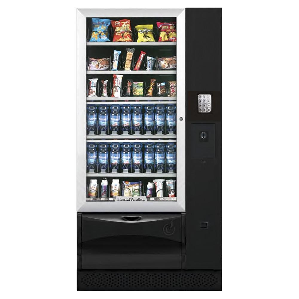 Máquina Automática Vending de Bebidas Frias, Produtos Frescos e Snacks Vista L Master Plus Bianchi