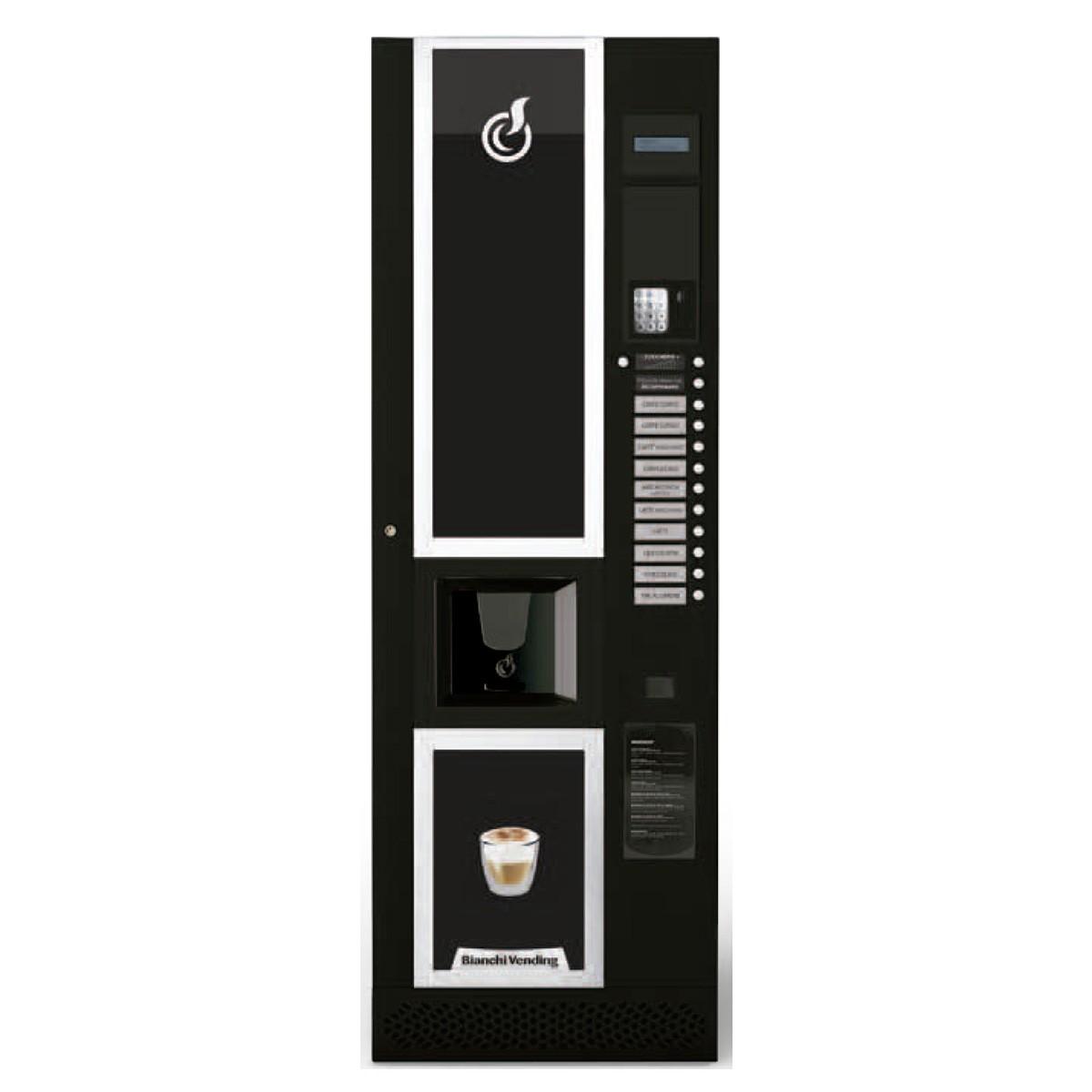 Máquina Automática Vending de Bebidas Quentes LEI 400 Bianchi