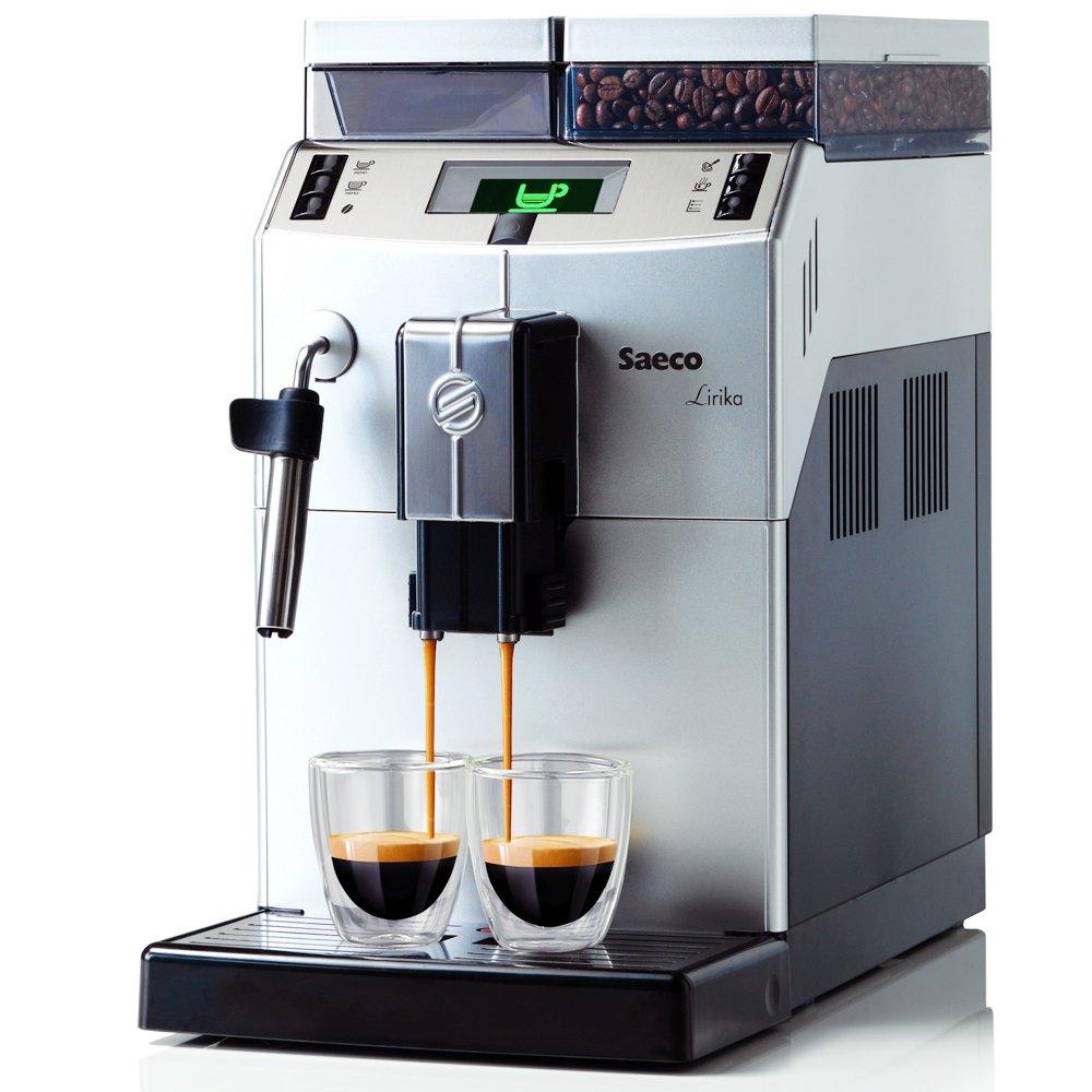Maquina Café Expresso Italiana Automática Saeco Lirika