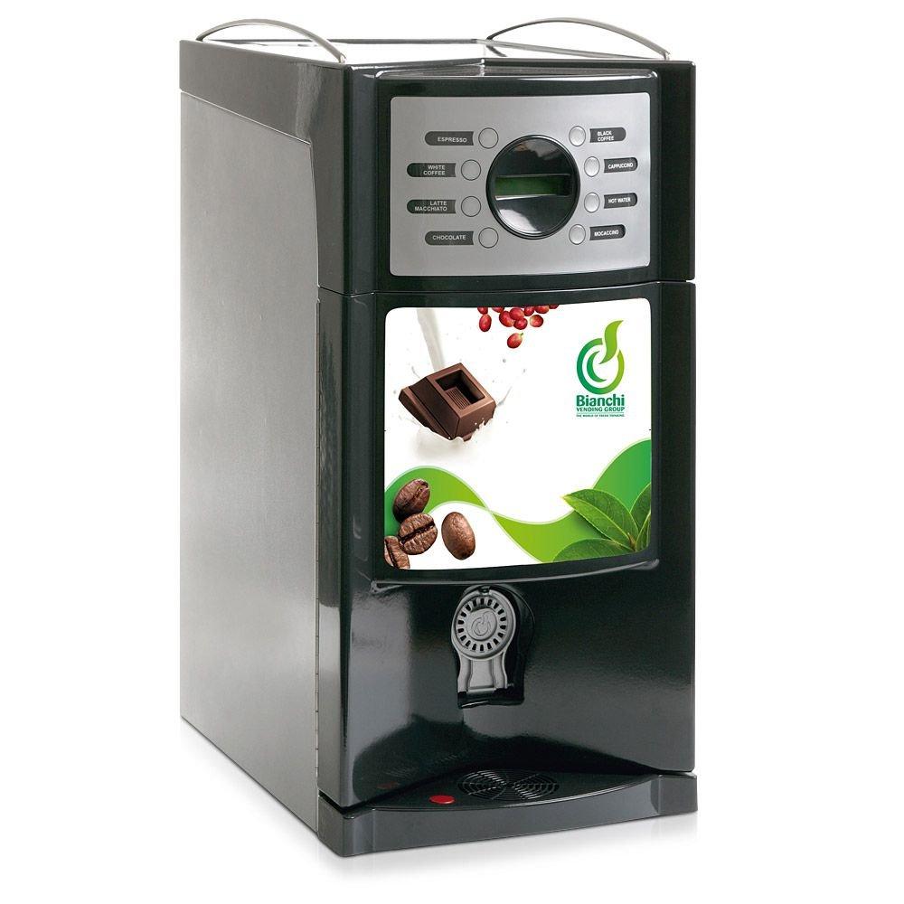Máquina de Café Expresso, Grãos e 2 Solúveis Hídrica Gaia Bianchi