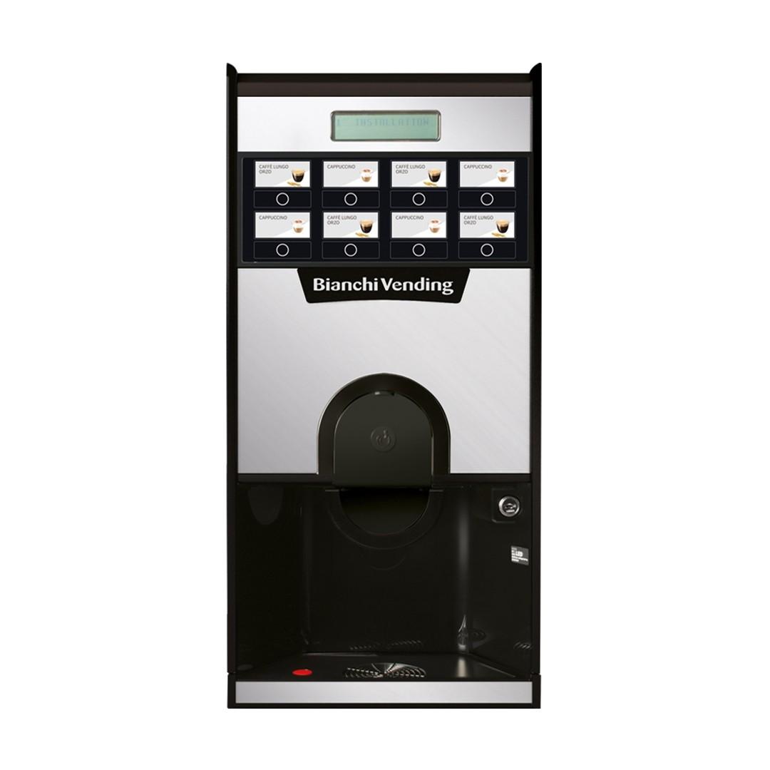 Máquina de Café Expresso, Grãos e 2 Solúveis Autônoma ou Hídrica Gaia Style Bianchi