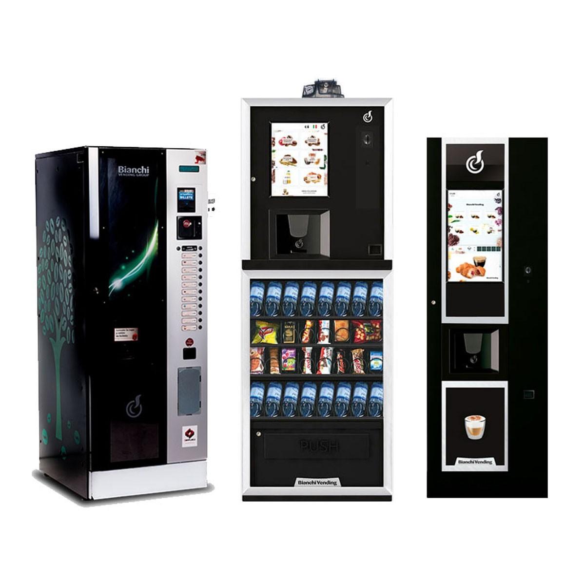 Máquina FC Machine Coffe Machines Auto Serviço