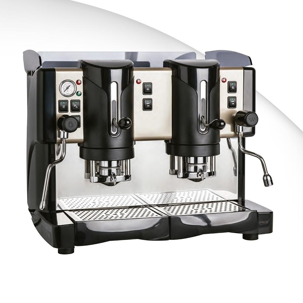 Máquina Profissional de Café Expresso Spinel Jessica 2 Grupos Bianchi