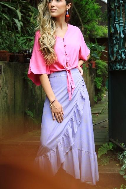Blusa Flávia Pink