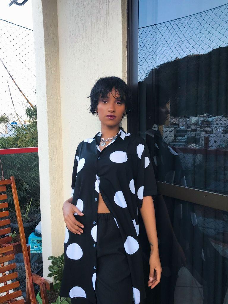 Camisa Giseng
