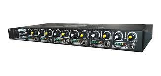 Amplificador Fone De Ouvido Power Click Rk X6 Para Headfones