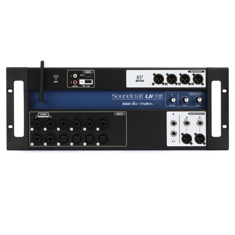 Mesa Digital SoundCraft UI-16r