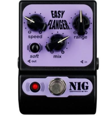 Pedal Nig EASY FLANGER
