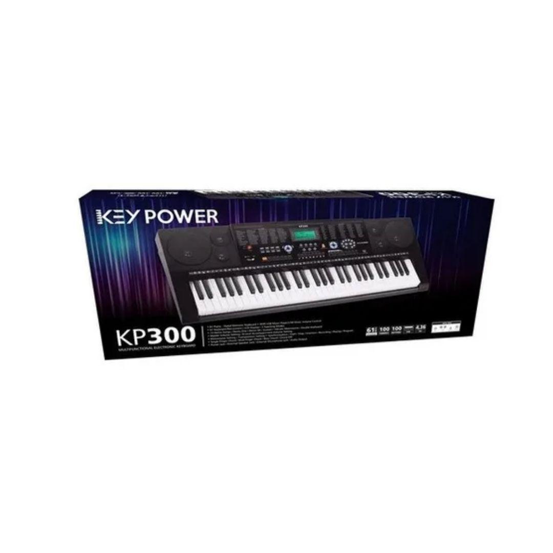 Teclado Musical Key Power - Kp 300