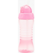 Copo Clean com Canudo Rosa| Lolly Baby