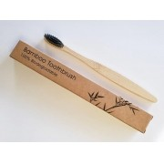 Escova de bambu - Biodegradável e Ecológica