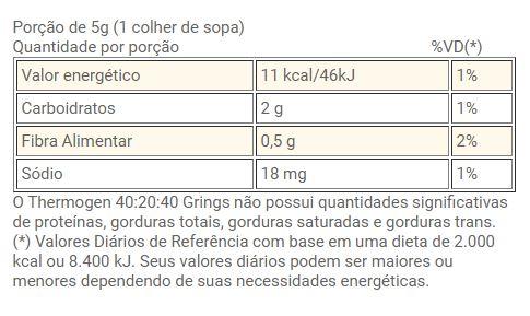 Kuarup - Thermogen 40:20:40 100 g SH