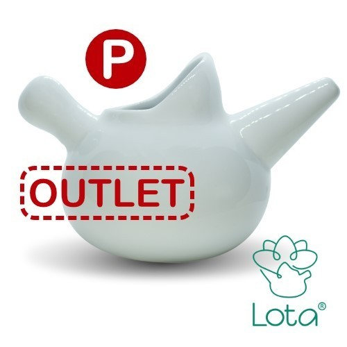 Lota P 200ml® (porcelana) - OUTLET