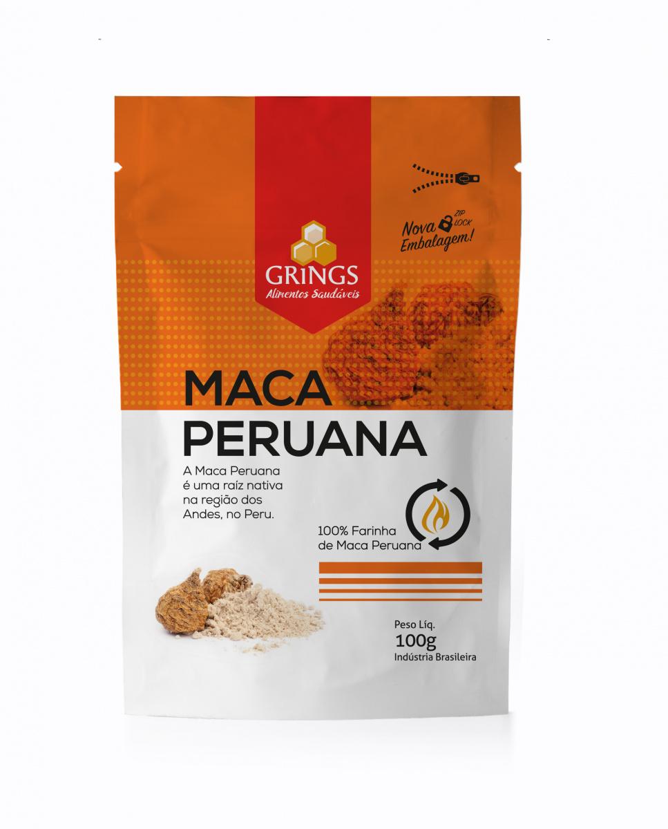 Maca peruana 100g SH
