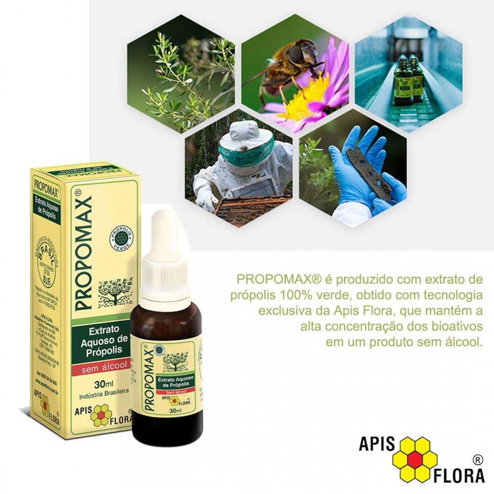 Própolis sem álcool - Ápis Flora