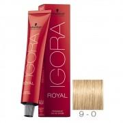 9-0 Louro Extra Claro Natural - Igora Royal
