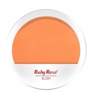 Blush Bronze Ruby Rose 6104 B5 Rosto Bronzeado Maquiagem
