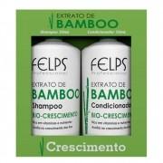 Felps Kit Extrato de Bamboo Tratamento Completo