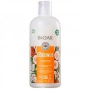 Inoar Bombar Coconut Shampoo para Crescimento Capilar 500ml/15.8fl.oz