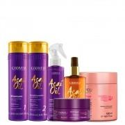 Kit Cadiveu Açaí + Hair Remedy Tratamento Completo
