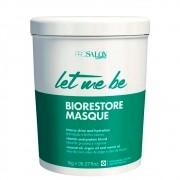 Let Me Be Biorestore Masque Mascara Tratamento e Brilho 1Kg
