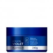 Lowell Kit Violet Platinum Shampoo E Máscara 2x240ml