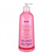 Richée Blond Blond Platinum Condicionador Matizador 500ml
