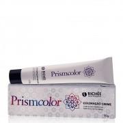 Richée Prismcolor Coloração 7.7 Louro Marrom Tinta Cabelo 60g