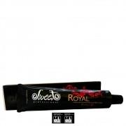 Sweet Hair Royal Colour 9.31 Louro Claríssimo Dourado Cinza 60g