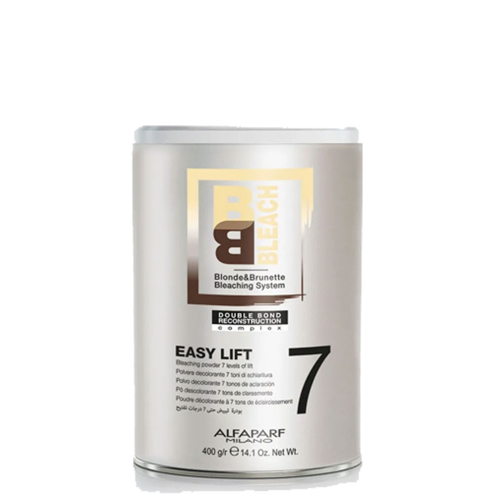 Alfaparf Pó Descolorante BB Bleach Easy Lift 7 Tons 400g