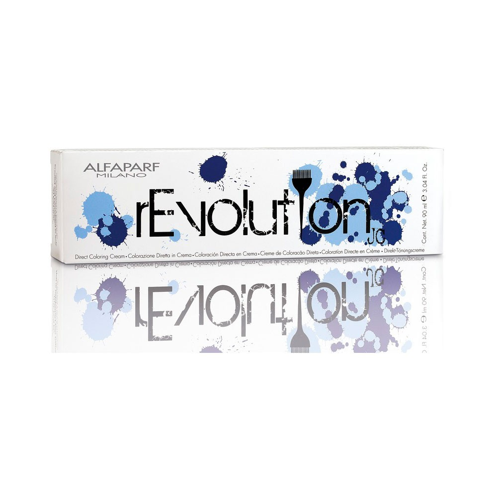 Alfaparf Revolution JC True Blue Coloração 90ml