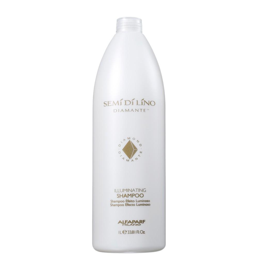 Alfaparf Shampoo Semí Dí Líno Illuminating Brilho Diamante 1L