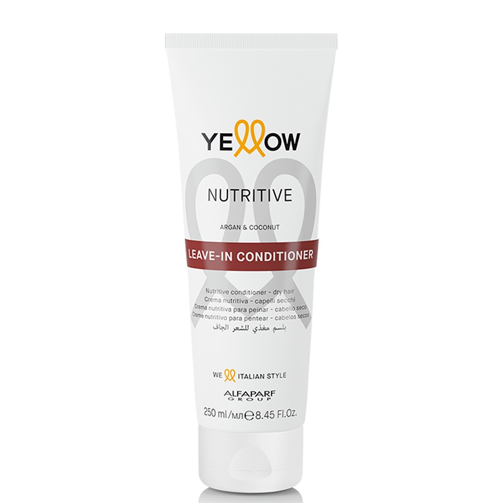 Alfaparf Yellow Nutritive Leave-in Nutritivo para Cabelos Secos