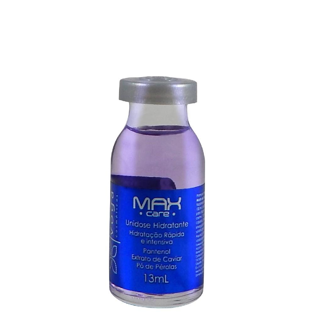 Ampola Voga Max C Hydrate Hidratação Rápida e Intensa 13ml